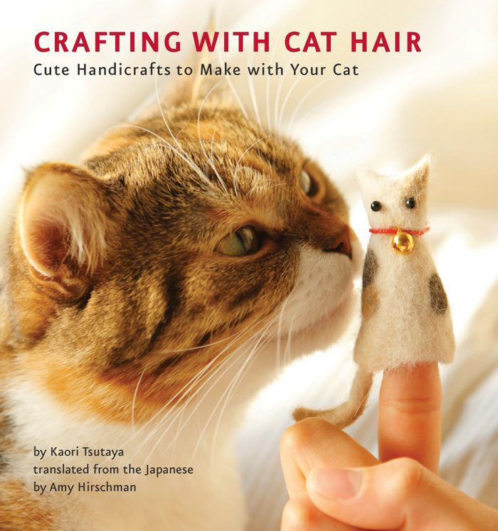 Crafting With Cat Hair Cute Handicrafts To Make With Your Cat