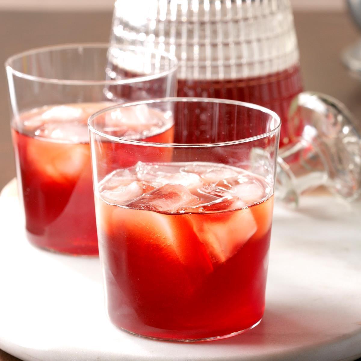 Aries: Cranberry Bourbon