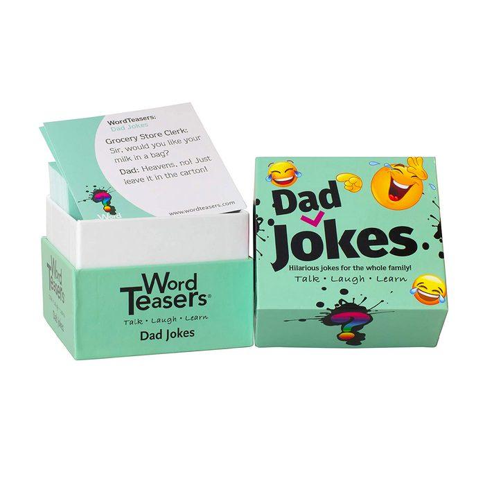 Dad Jokes Deck