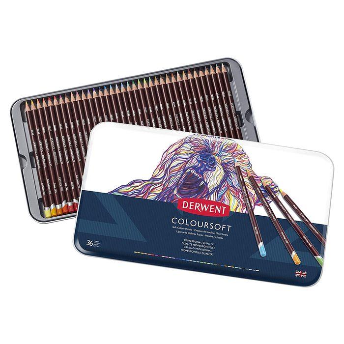 Derwent Colorsoft Pencils