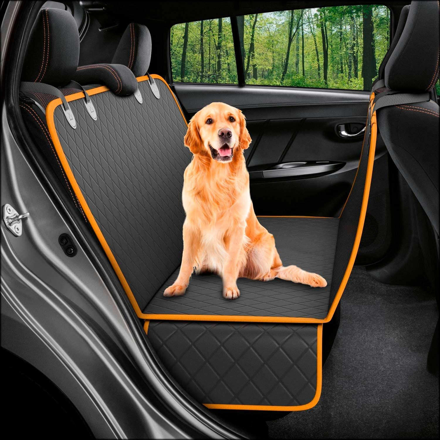 Active Pets Store Back Seat Protector