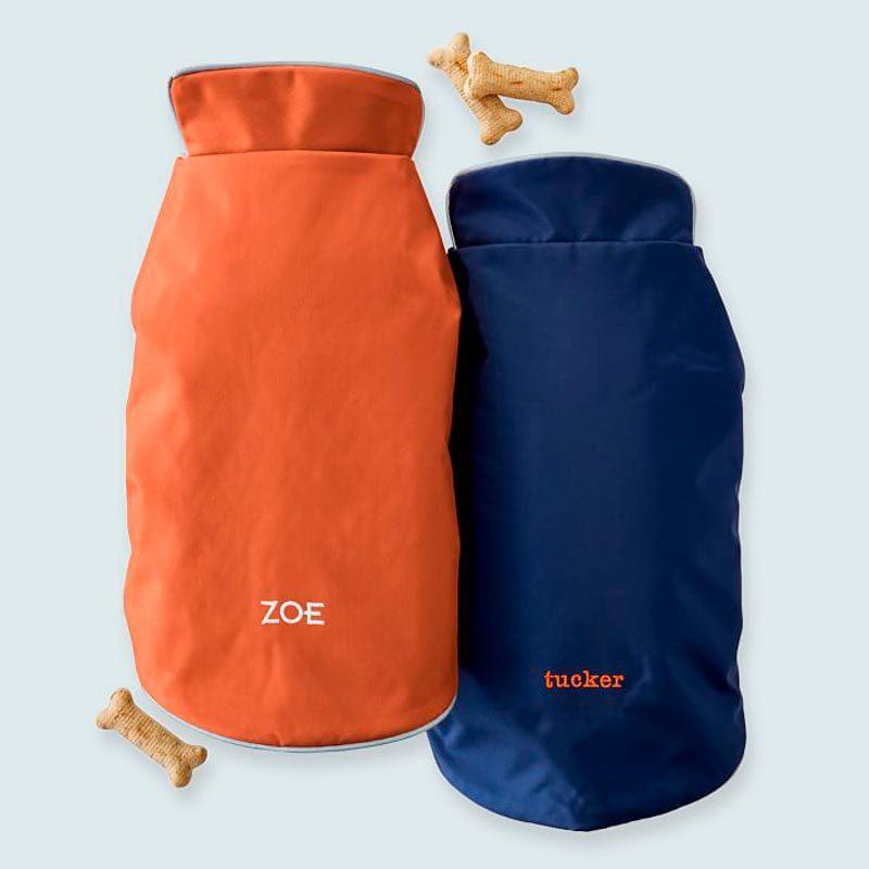 Mark & Graham Weatherproof Dog Jacket