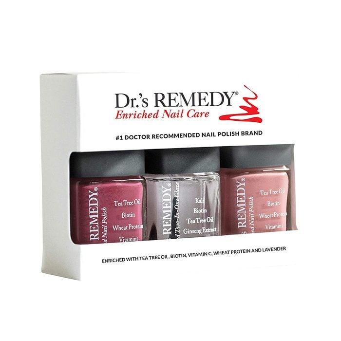 Dr.s Remedy Nail Polish 3 Pack