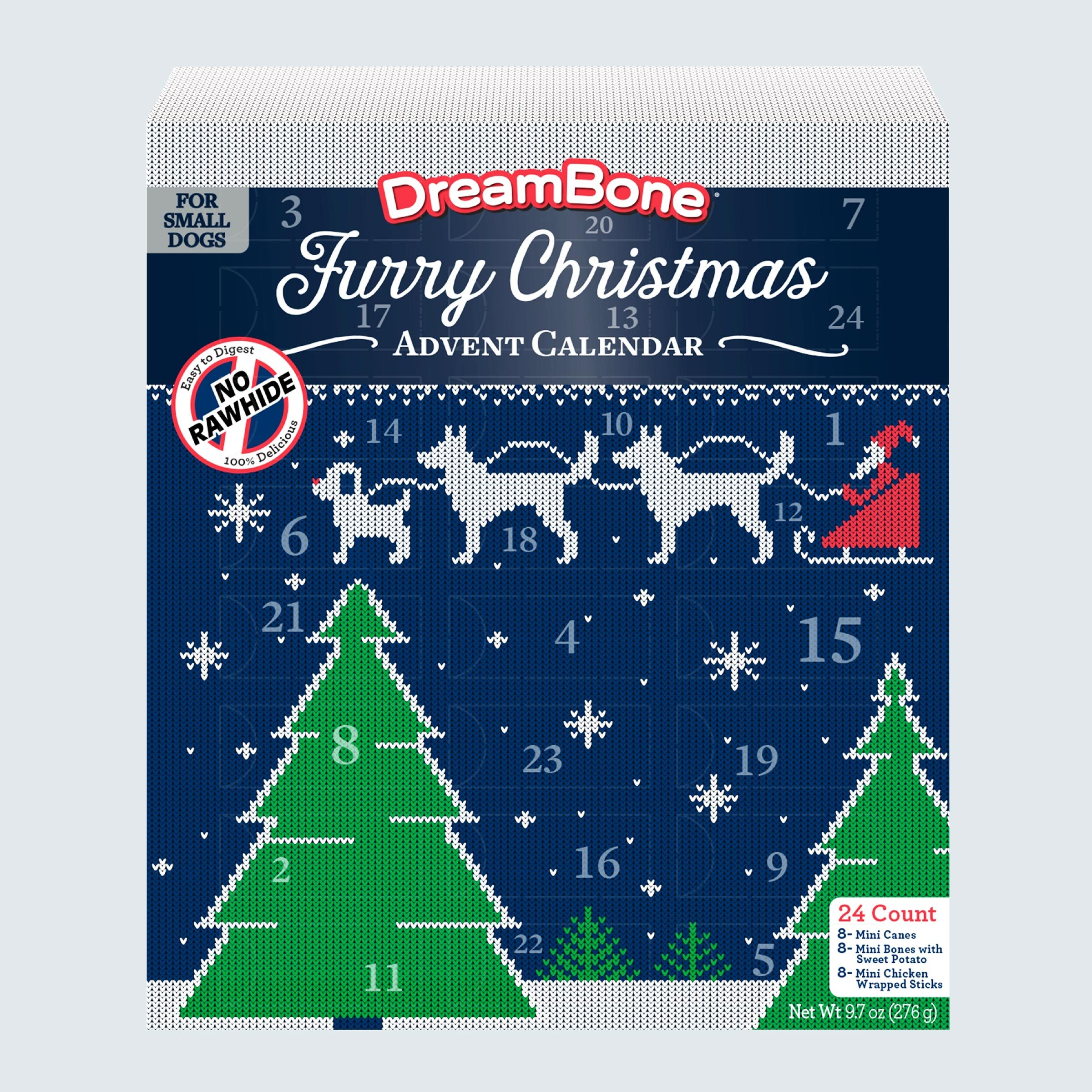 Dreambone Advent Calendar for Dogs
