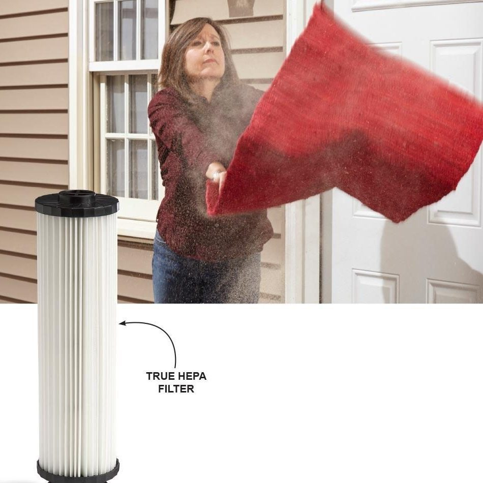 Make the most of your vacuuming