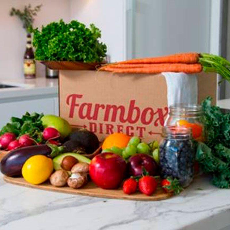 Farmbox Direct Organic Medium Box