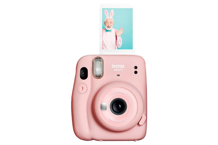 Fujifilm Instax Mini 11 Instant Camera Blush Pink