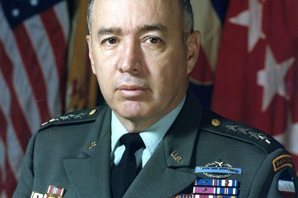 General Cavazos
