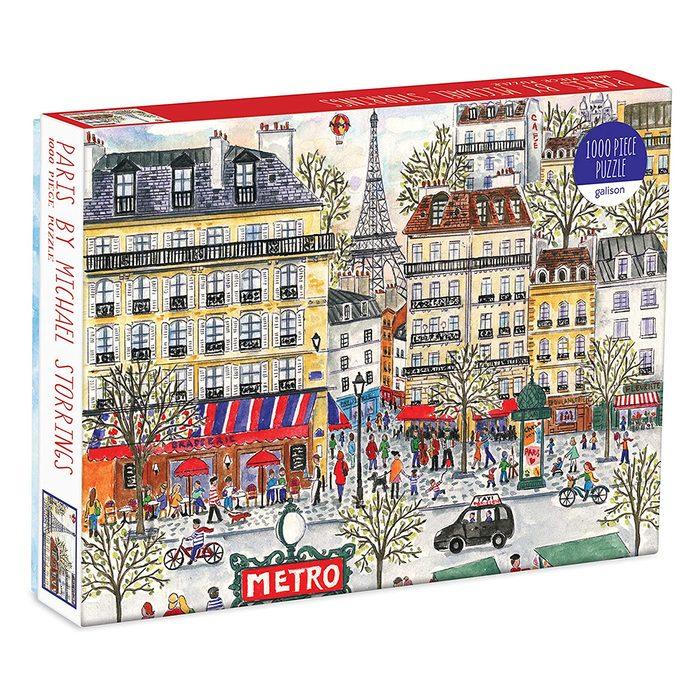 Galison Michael Storrings Paris Puzzle