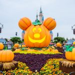 13 Photos That Show How Disney Parks Around the World Celebrate Halloween