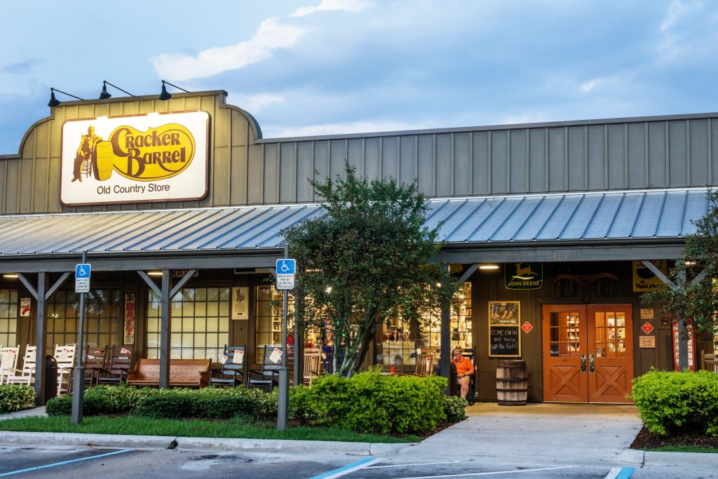 Cracker Barrel Old Country Store in Stuart, Florida
