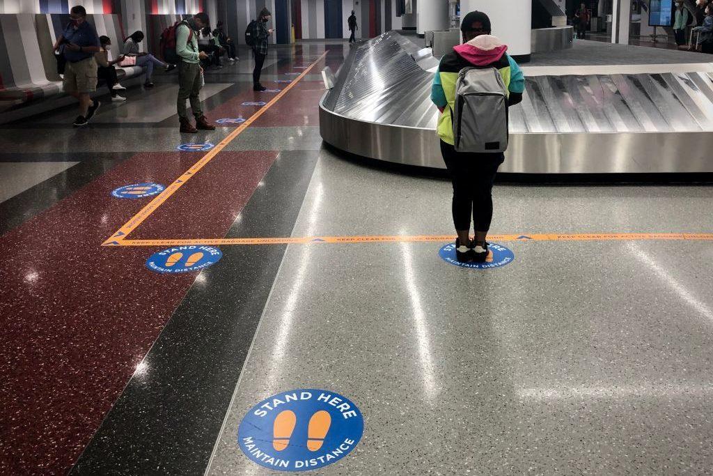 Airports During Coronavirus