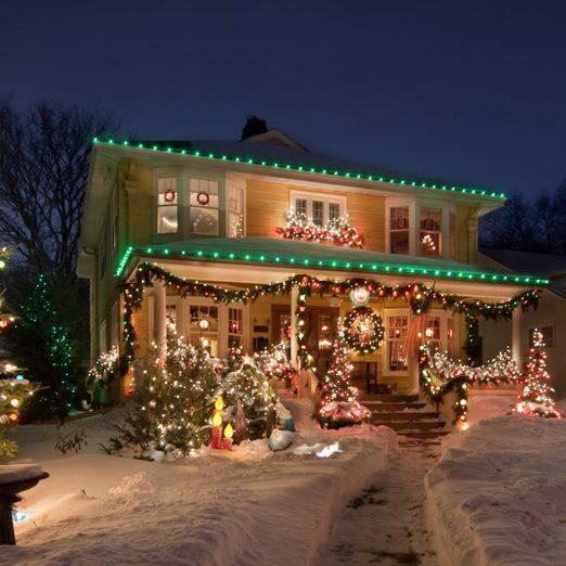 12 Best Outdoor Christmas Lights for the Best Neighborhood Display