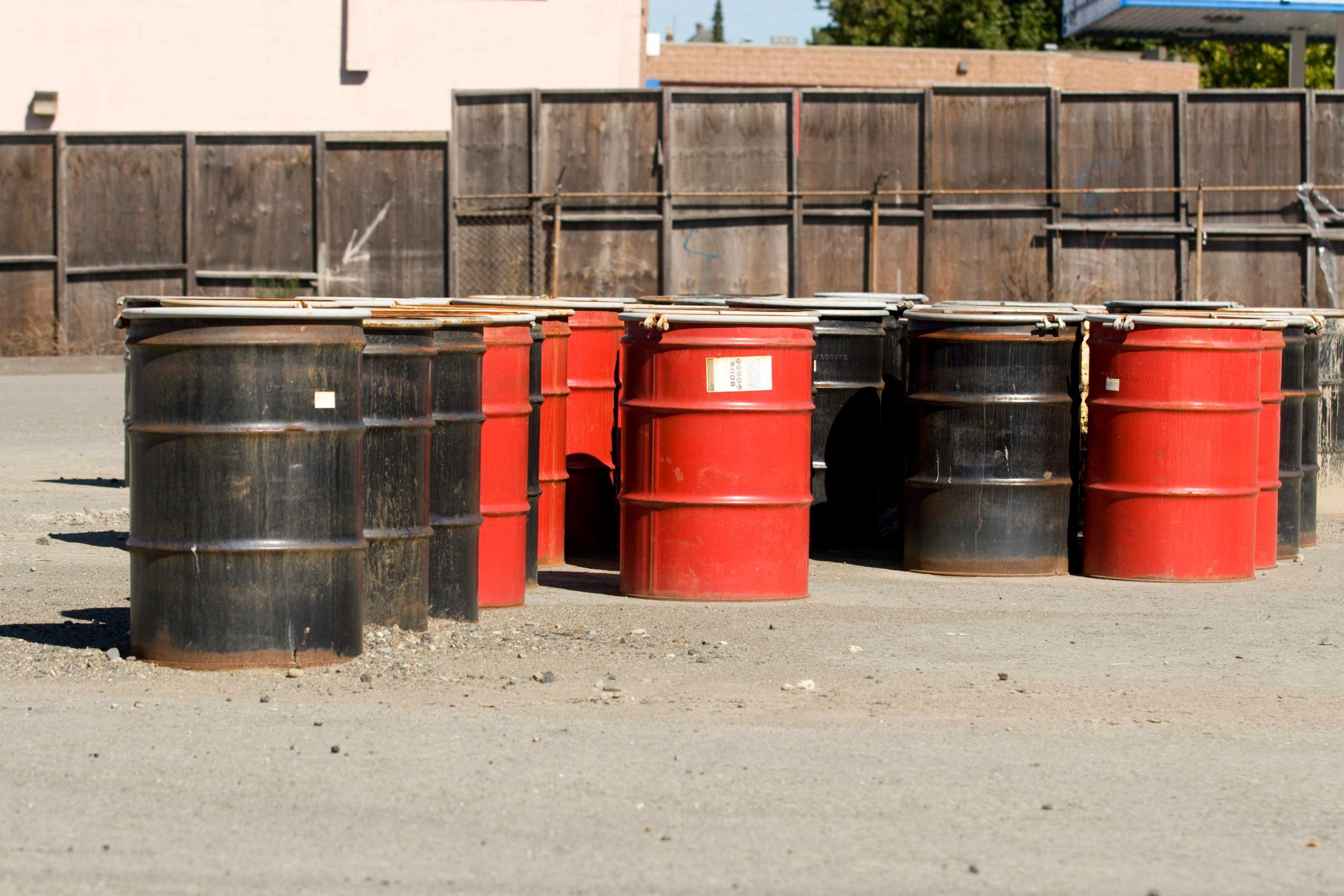 oil Barrels II