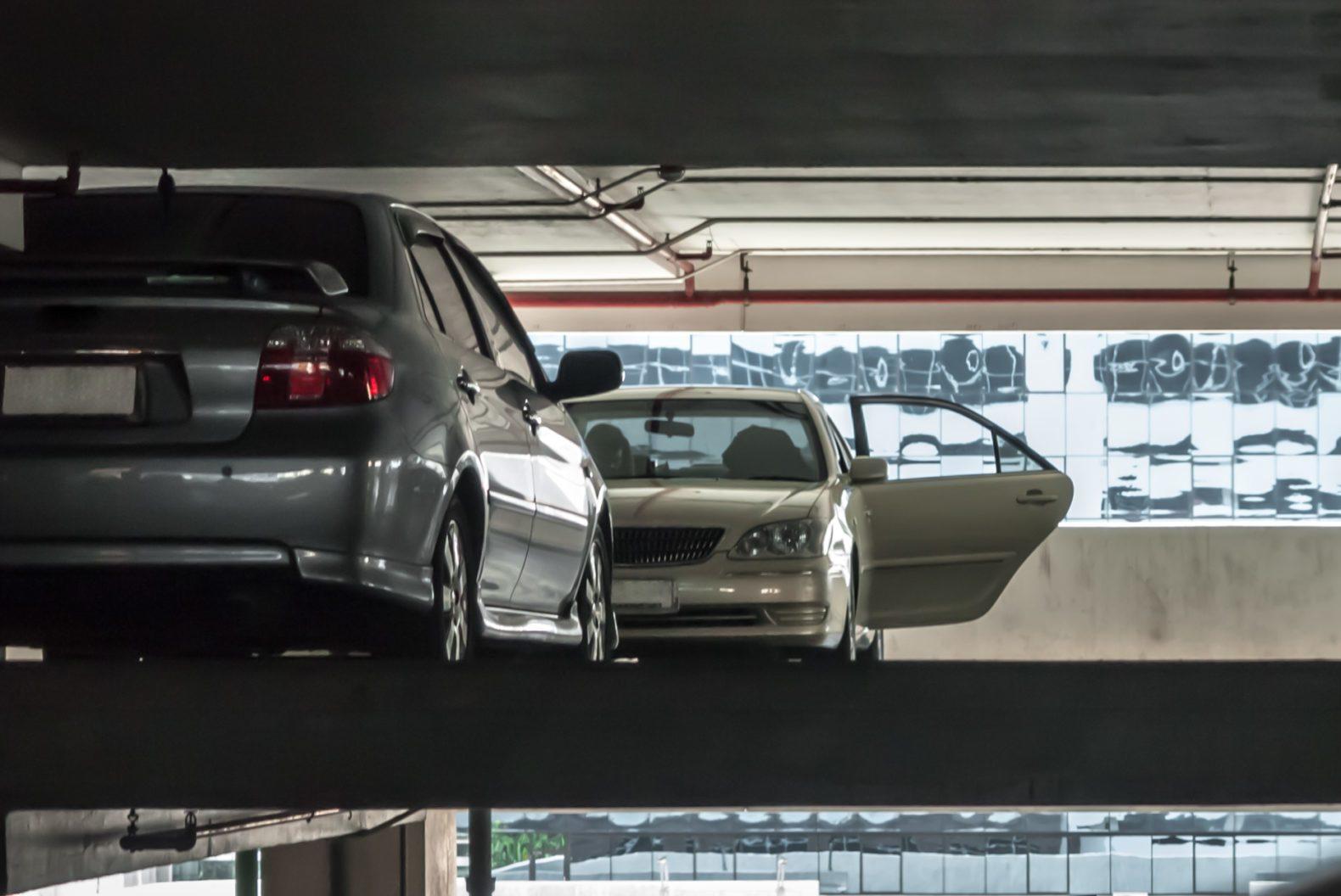 Indoor car parking