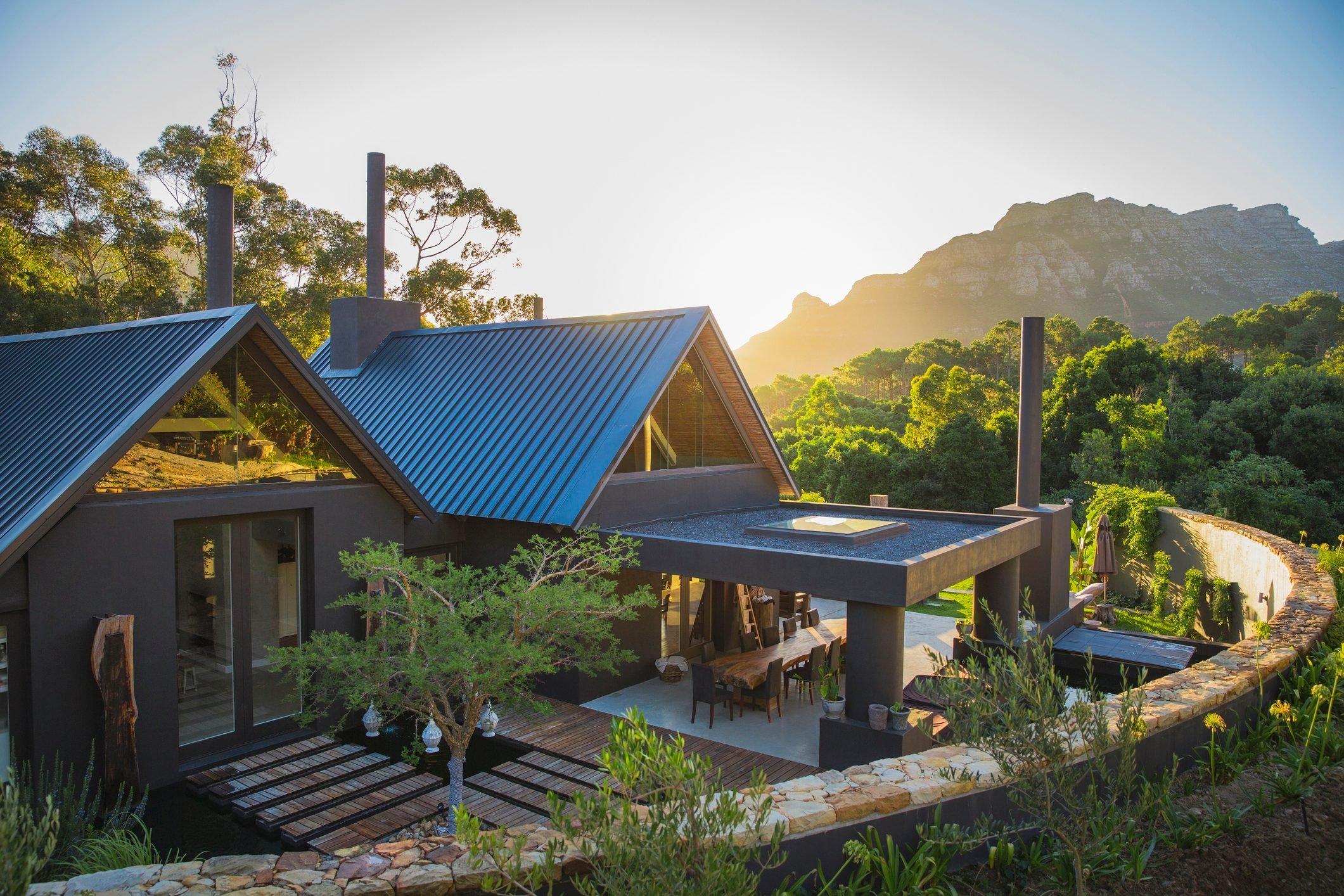 Luxurious tourist resort