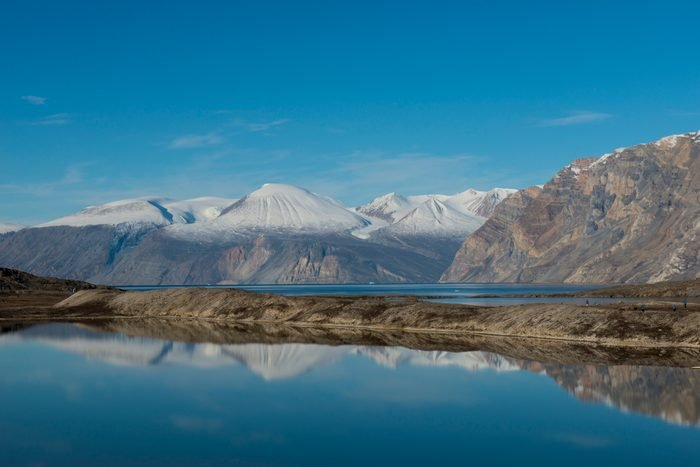 Kempes Fjord, Northeast Greenland