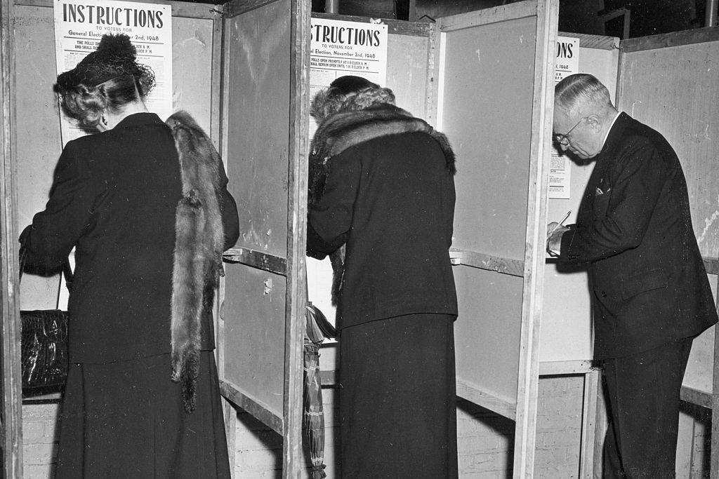 Truman Family Voting