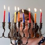 15 Easy and Festive Crafts to Make with Your Kids This Hanukkah