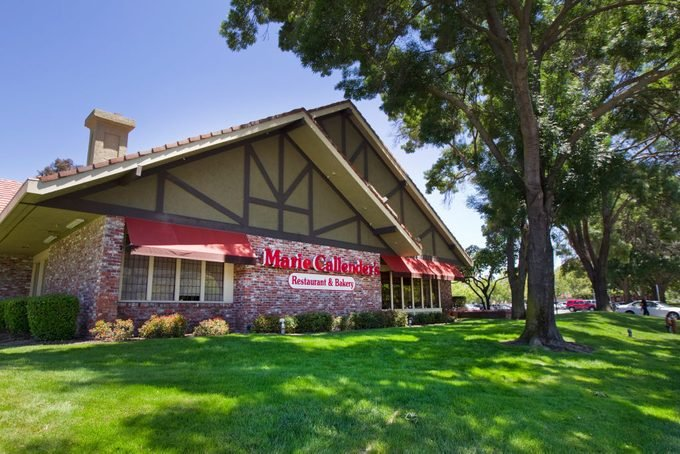 Marie Callender's Files For Bankruptcy