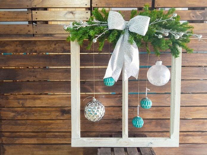 Christmas Rustic Decoration