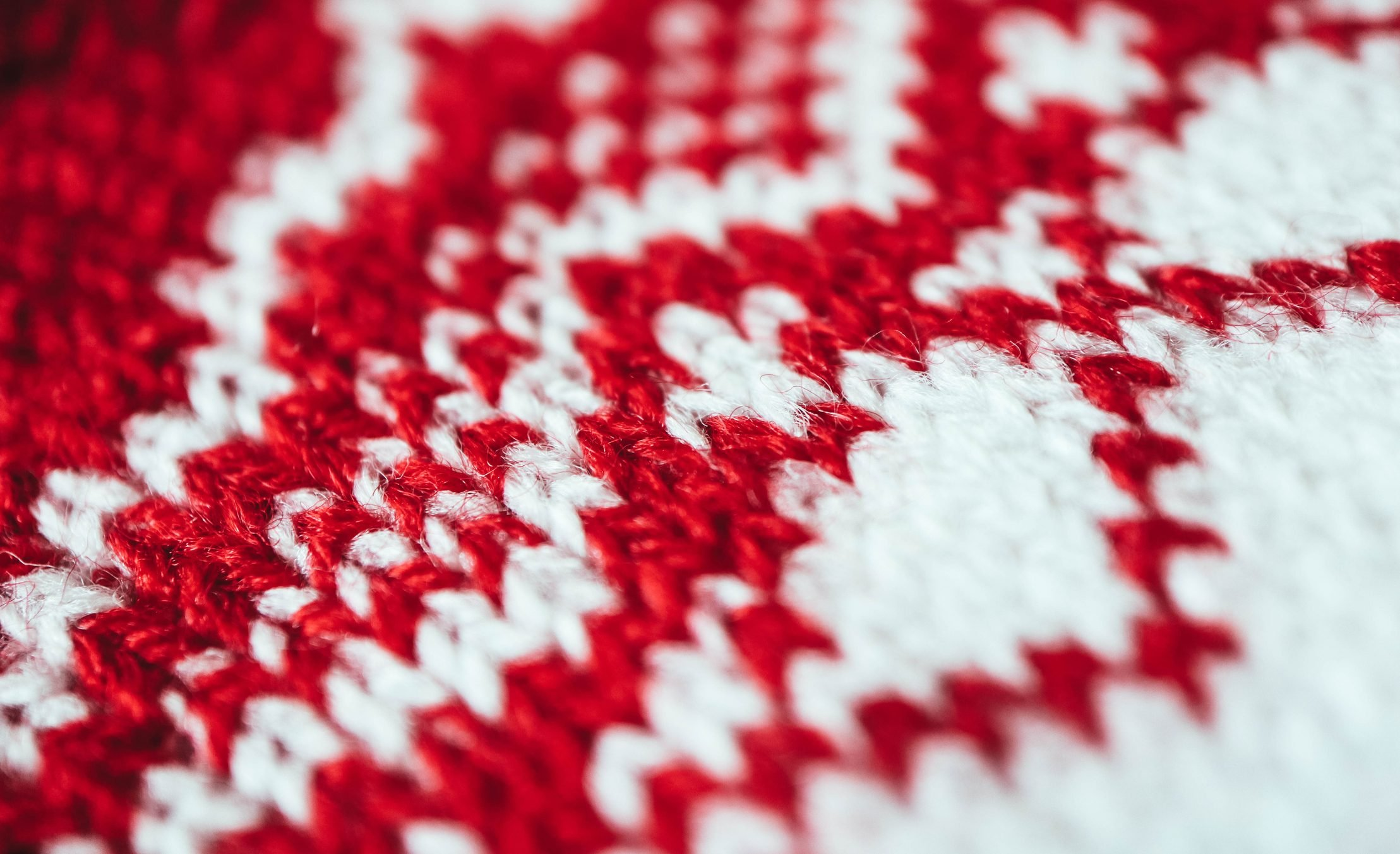 Christmas pullover texture pattern backdrop.