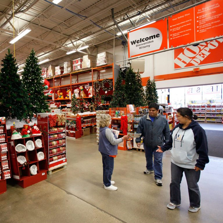 Struggling Retailers Launch Holiday Shopping Season Especially Early