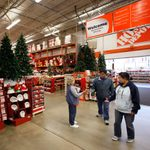 15 Festive Holiday Decorations You Wouldn't Think to Buy at Home Depot