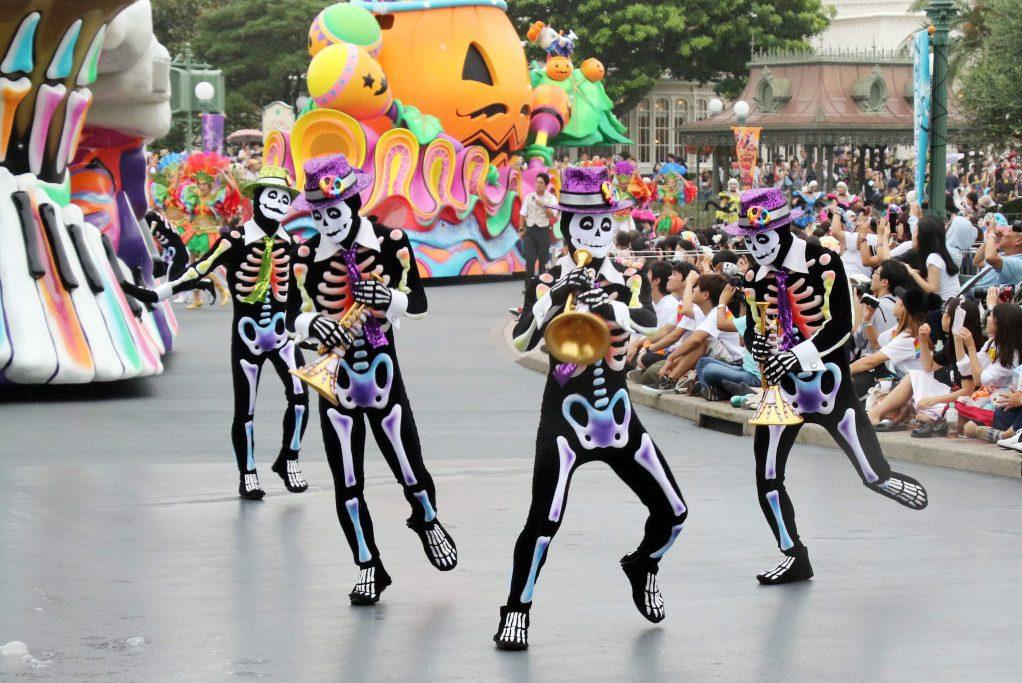 Tokyo Disneyland à Urayasu, banlieue de Tokyo