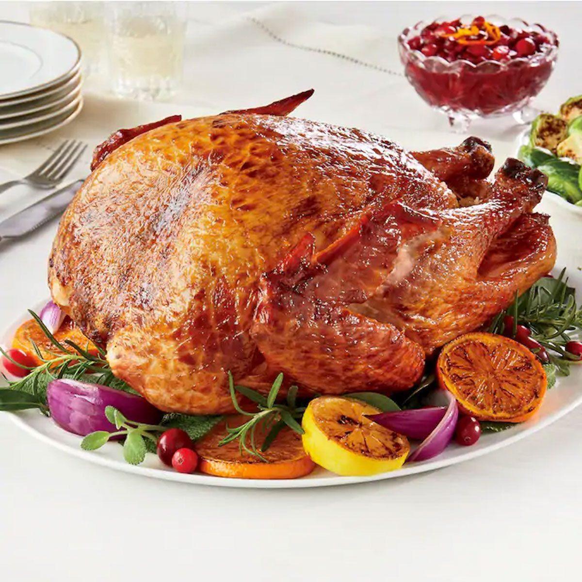 Hickory-Smoked Whole Turkey