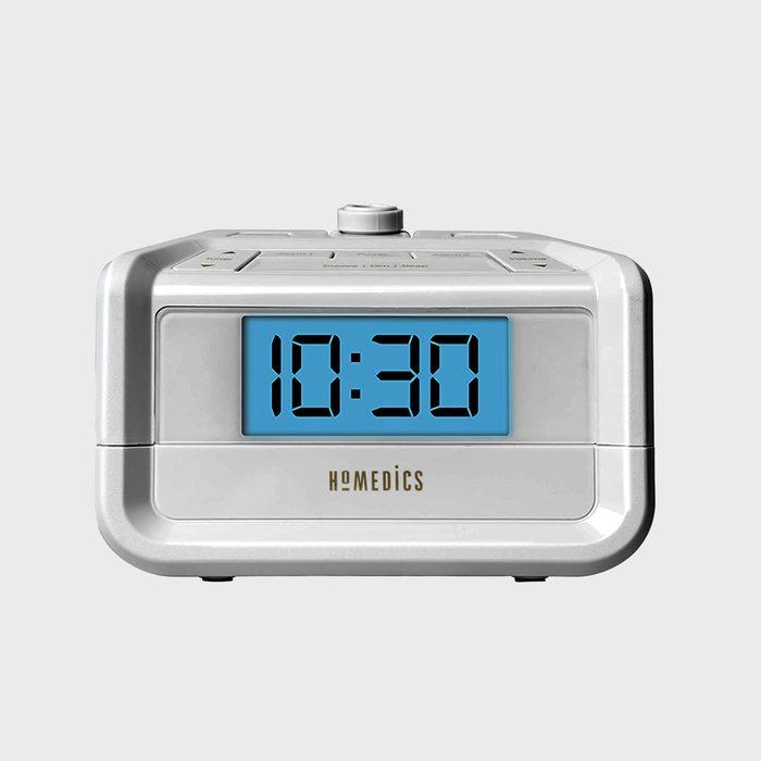 Homedics Soundspa Dual Alarm Clock Radio