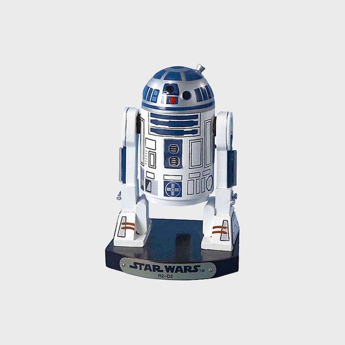 Kurt Adler Seven Inch Star Wars R2 D2 Nutcracker