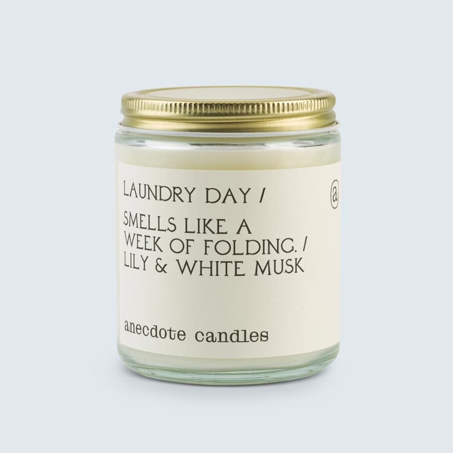Anecdote Candles Laundry Day