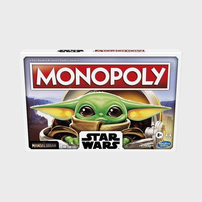 Monopoly Star Wars, The Mandalorian Edition
