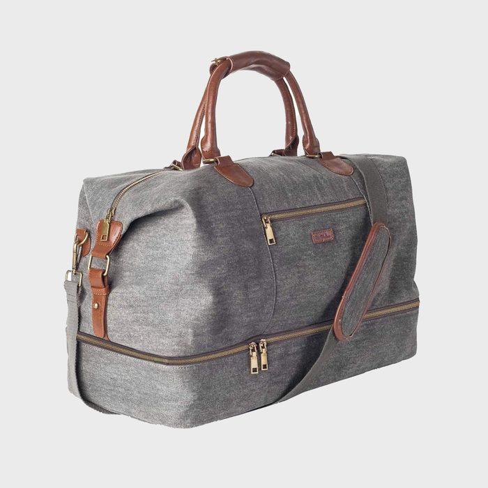 Mymealivos Canvas Weekender Bag