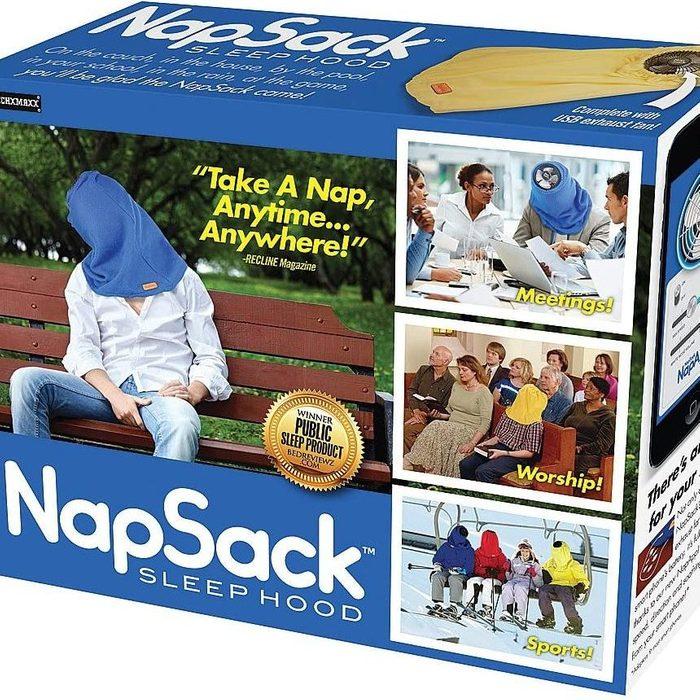 Napsack Sleep Hood