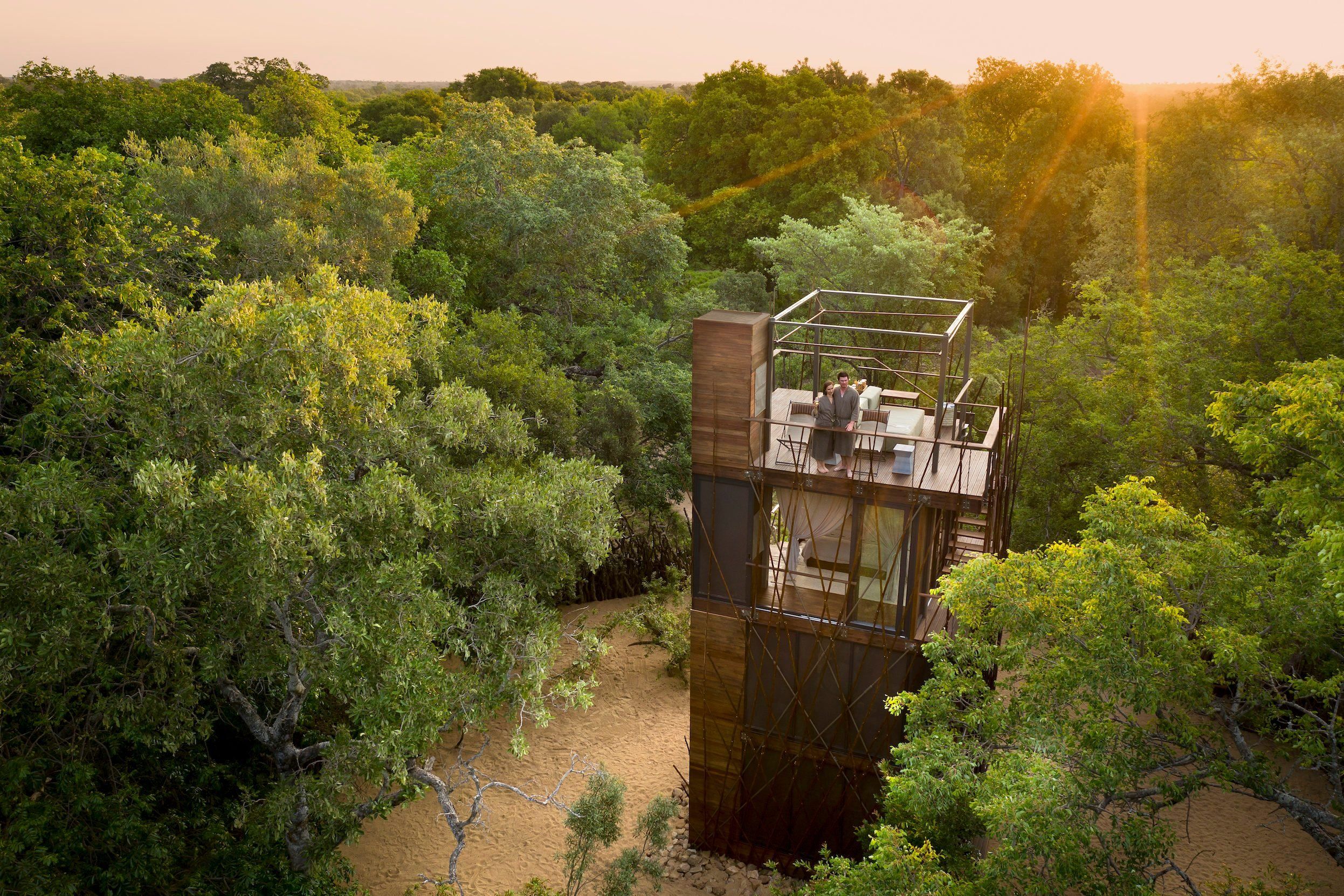 Ngala Treehouse andBeyond