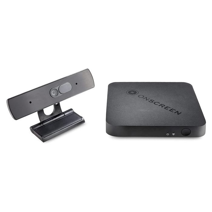 Onscreen Spark Tv Zoom Device