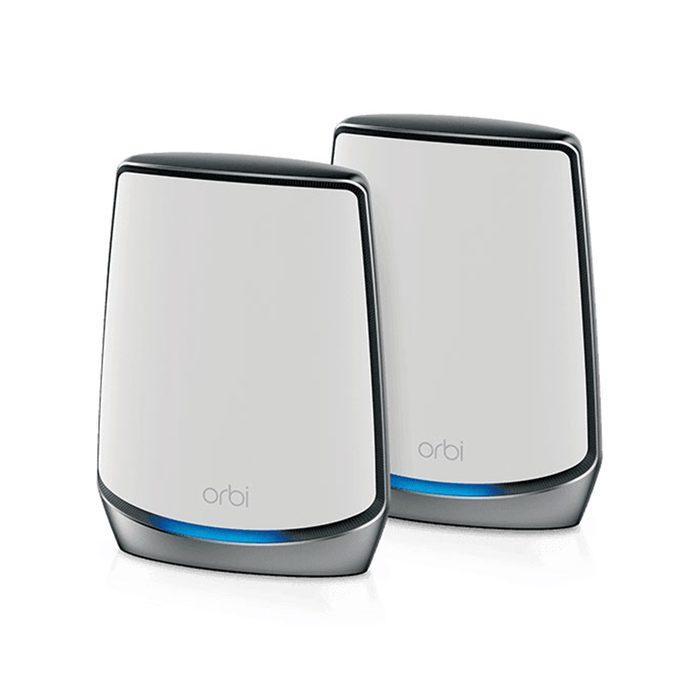 Orbi Tri Band Mesh Wifi 6 System