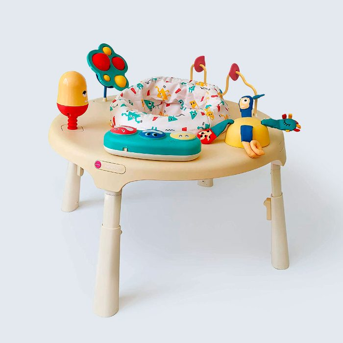 Oribel Portaplay Stage Based Baby Activity Center