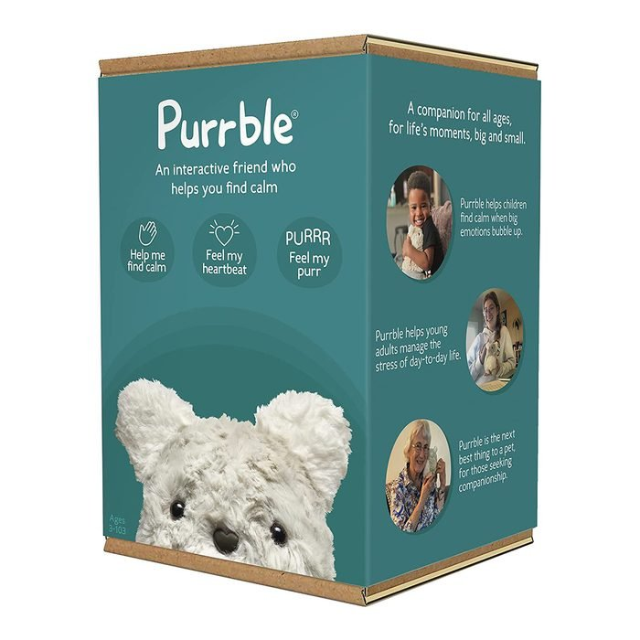 Purrble Calming Toy Companion