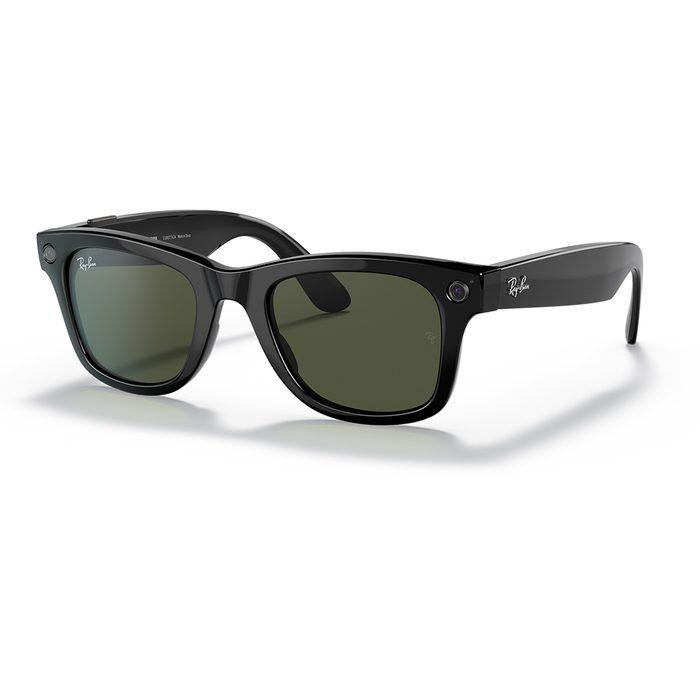 Ray Ban Stories Wayfarer Smart Sunglasses