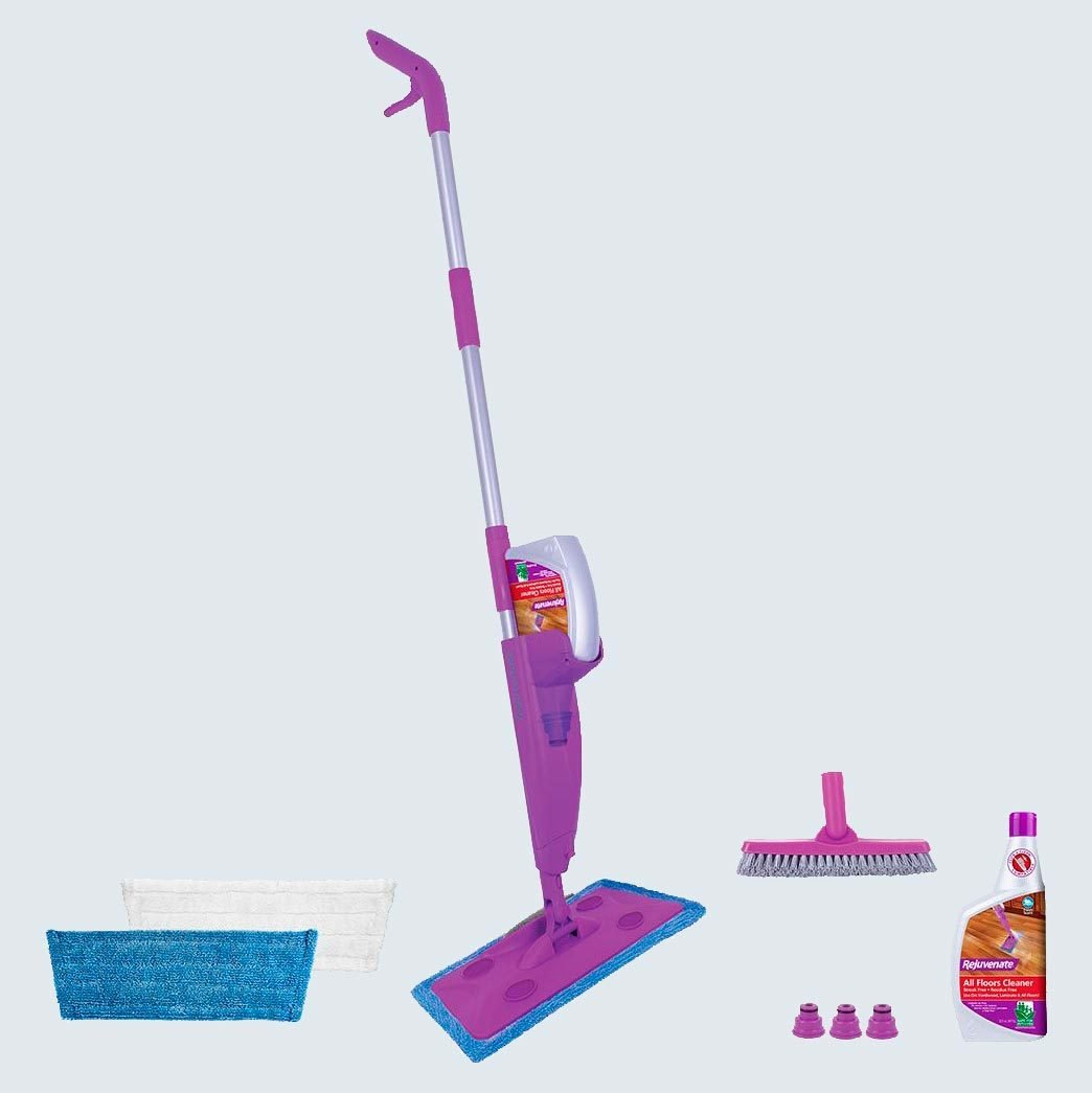 Rejuvenate Click and Clean Multi Surface Spray Mop System