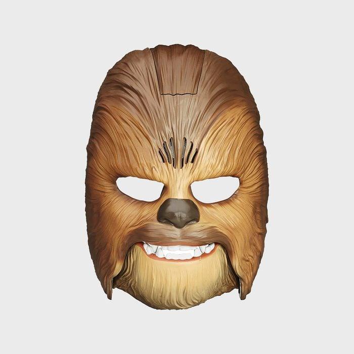 Roaring Chewbacca Sounds Mask