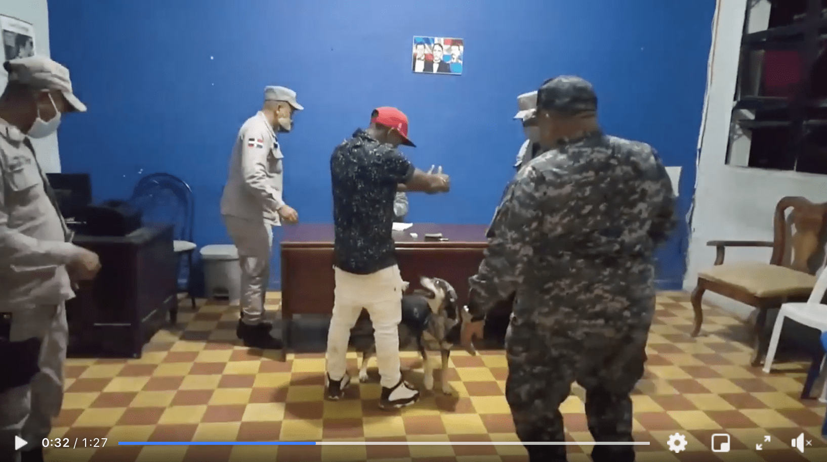 dog arrest funny stories pets