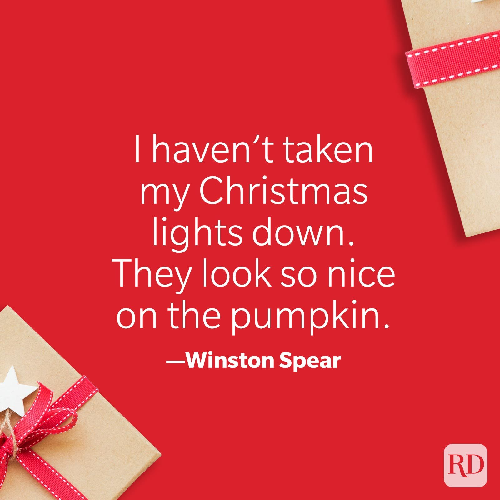 Funny Christmas quote