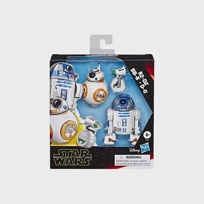 Star Wars Galaxy Of Adventures Action Figure Set