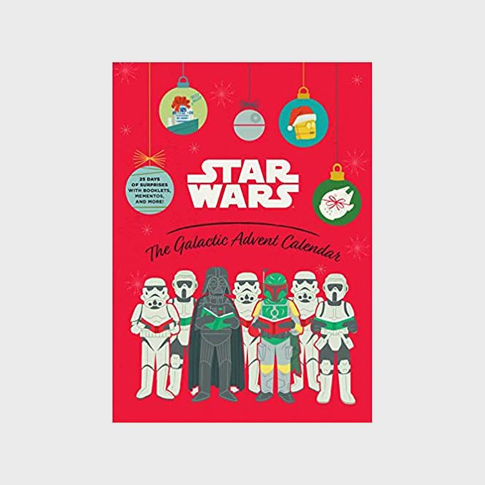 Star Wars The Galactic Advent Calendar