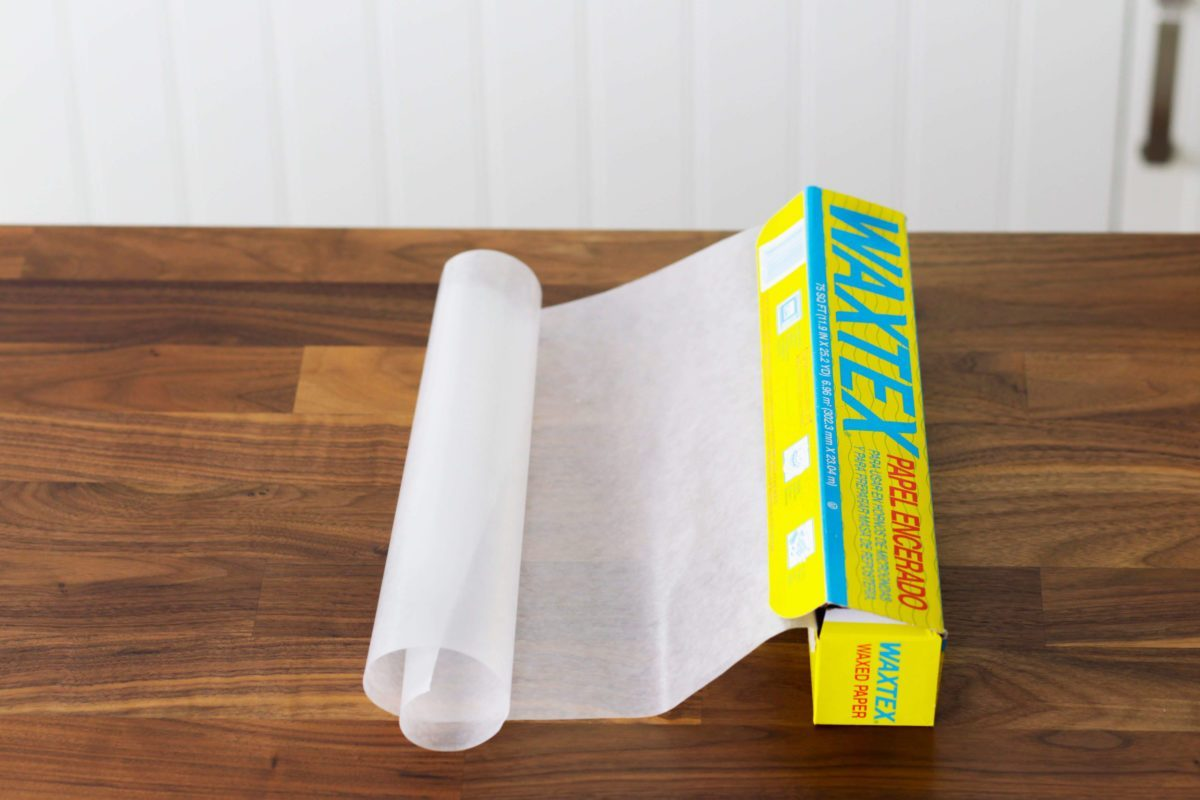 This Waxed Paper Hack Will Get Rid of Grease and Dust in Your Kitchen