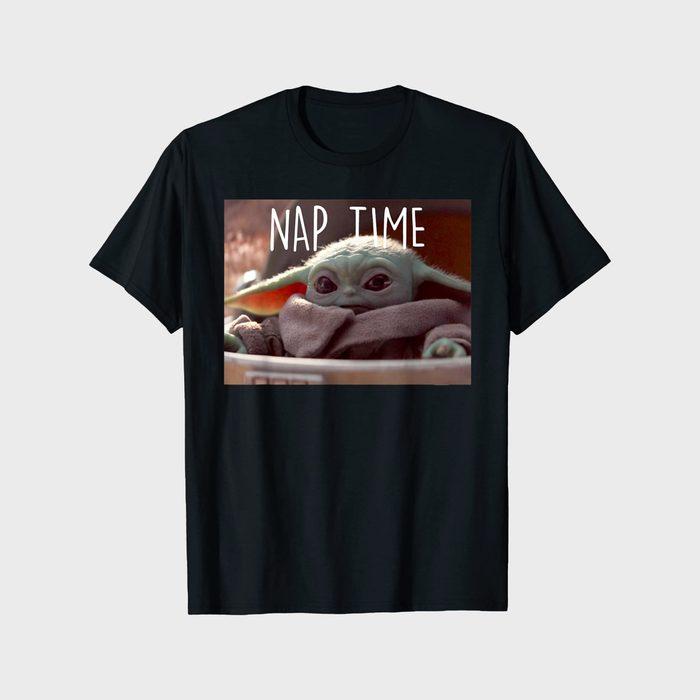 The Child Nap Time T Shirt